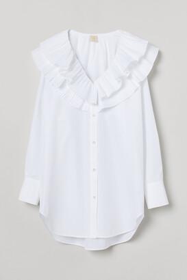 H&M Collared Shirt Tunic