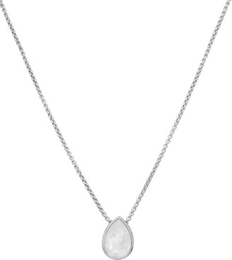 Dean Davidson Mini Teardrop Pendant Necklace