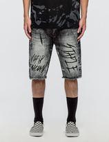 Staple Draft Denim Shorts