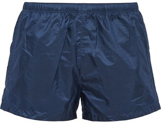 Prada Nylon swim shorts