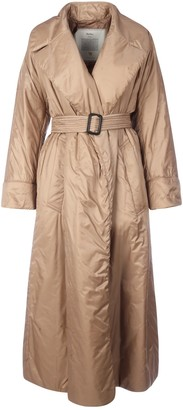Max Mara The Cube Grenci Water-Resistant Padded Coat