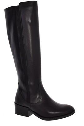 Italian Shoemakers Alia Leather Knee-High Boot
