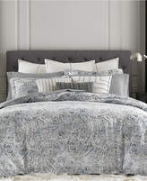 Tommy Hilfiger Oak Bluff 2-Pc. Paisley Twin Duvet Cover Set Bedding