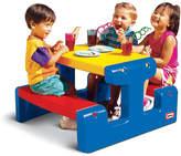 Little Tikes Junior Picnic Table Primary