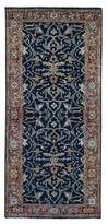 """Blue Area One-of-a-Kind Bronwood Re Creation All over Design Hand-Knotted Runner 2'7"""" x 6'1"""" Wool Rug Darby Home Co Rug Size: Runner 2'6"""" x 6'"""