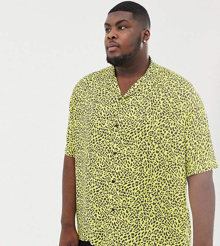 2300d493c382 Asos Yellow Men's Shirts - ShopStyle