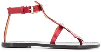 Isabel Marant Studded Gladiator Sandals