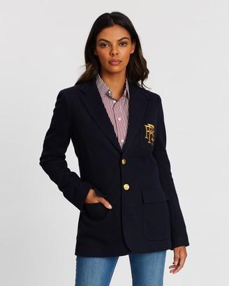 Polo Ralph Lauren Two-Button Pocket Blazer