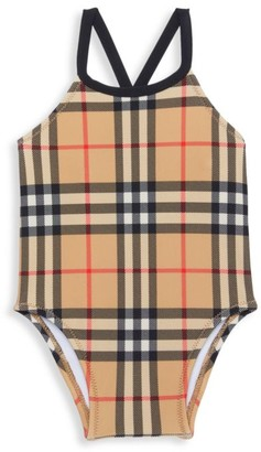 Burberry Baby's & Little Girl's Crina One-Piece Swimsuit
