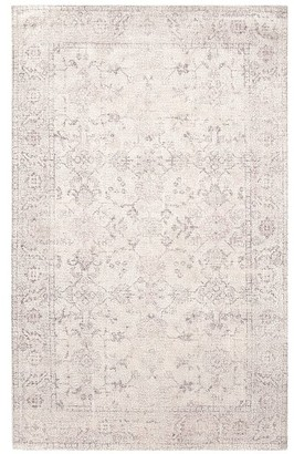 Pottery Barn Kids Lila Floral Antique Rug