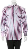 Paul Smith Stripes Long Sleeve Shirt