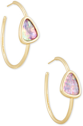 Kendra Scott Margot Hoop Earrings