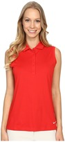 Nike Victory Solid Sleeveless Polo