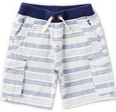 Joules Little Boys 3-6 Bob Striped Cargo Shorts