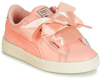 Puma PS BASKET HEART JELLY.PEAC