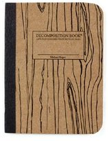 Michael Rogers Press Mini Decomposition Book: Woodchip 3X4