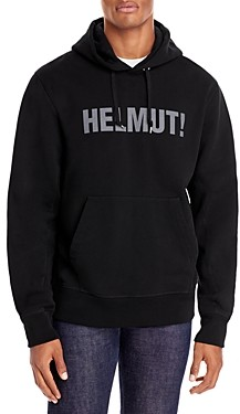 Helmut Lang Standard Cotton Hoodie