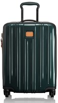 Tumi 'V3' Continental 4 Wheel Carry-On - Green