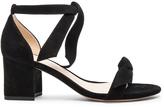 Alexandre Birman Suede Clarita Sandals