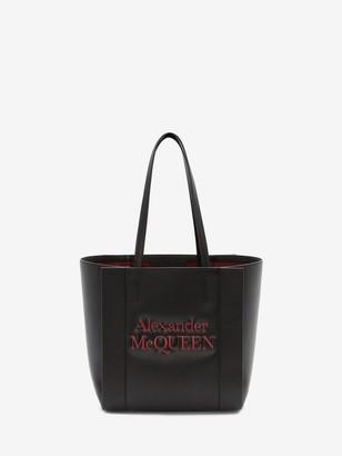 Alexander McQueen Small Signature Shopper