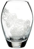 Monique Lhuillier Waterford Sunday Rose 4-Inch Posy Vase