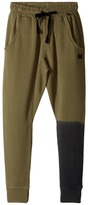 Munster Leg Dip Fleece Pants Boy's Casual Pants