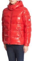 Moncler 'Maya' Lacquered Down Jacket