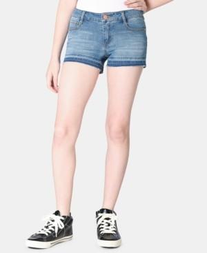 Epic Threads Big Girls Denim Shorts, Created for Macy's