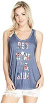 GUESS Graphic Jersey Tank