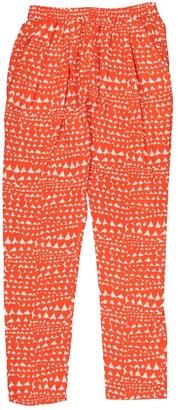 Stella McCartney Stella Mc Cartney Red Silk Trousers for Women