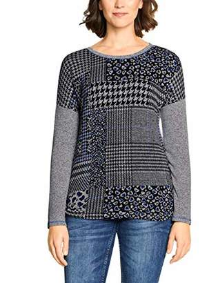 Cecil Women's 313857 Long Sleeve Top,Medium