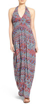 Ella Moss Kaliso Halter Maxi Dress