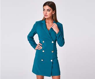 Oasis Tuxedo Blazer Dress