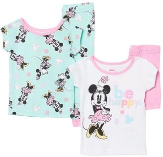 AME Minnie Mouse Pajama Set - Set of 2