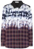 Altuzarra Chika printed silk shirt