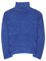 By Malene Birger Olillo mohair-blend sweater