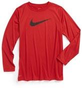 Nike Boy's 'Legend' Lightweight T-Shirt