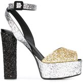 Giuseppe Zanotti Design 'Betty Glitter' sandals