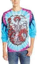 Liquid Blue Men's Grateful Dead 30Th Anniversary Long Sleeve T-Shirt