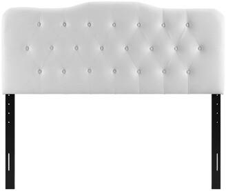 Modway Annabel Queen Upholstered Vinyl Headboard