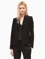 Calvin Klein Single Button Blazer