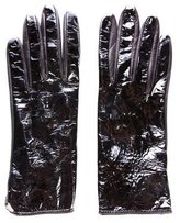 Agent Provocateur Patent Leather Gloves