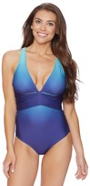 Athena Indo Ombre Alana Cross One Piece