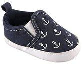 Luvable Friends Kids' Slip Crib Shoe