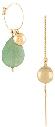 Petite Grand Jade Drop earrings