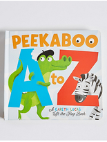 Marks and Spencer Peekaboo A to Z Book