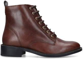 Carvela Leather Spike Boots