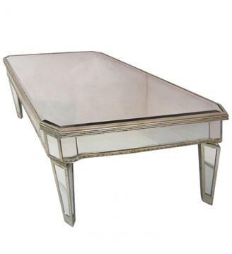 Dasch Antique Mirror Rectangular Coffee Table