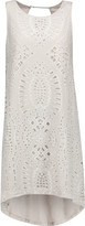 Tart Collections Cosima broderie anglaise cotton mini dress