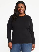 Old Navy Plus-Size Zip-Back Sweater